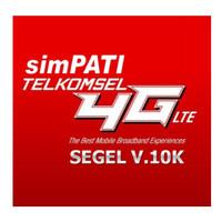 Grosir Kartu Perdana Simpati Telkomsel 4G LTE Super Murah Meriah V.10k