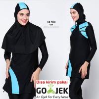 Jual Baju Renang Muslimah Premium Dewasa ES-FCM-004 Murah