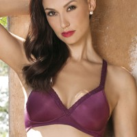 Bra HUSH Intimates Grape