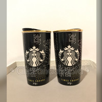 Starbucks Tumbler NYC TIMES SQUARE Double Wall