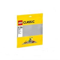 LEGO CLASSIC ORIGINAL 100% GREY BASE PLATE 48x48 STUDS # 10701