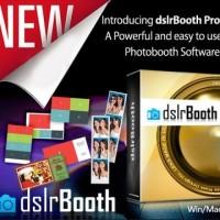 Software Kamera DSLR dslrBooth Photo Booth Professional v5