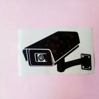 Harga Stiker CCTV Kotak Sticker Mobil Motor Laptop Dll | WIKIPRICE INDONESIA