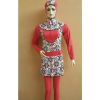 Baju Renang Wanita Muslimah Dewasa-LC2