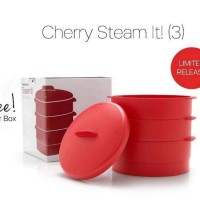 Jual DISKON HEBOH Kukusan 3 susun Tupperware Steam It kado unik Tupperware Murah