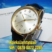 JAM TANGAN PRIA PIERRE CARDIN PC106671F03 GOLD ORIGINAL GARANSI RESMI