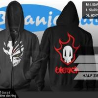 Jaket Sweater Hoodie Anime Ichigo Hollow Mask Bleach