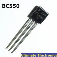 Transistor BC550 NPN Low Noise Transistor