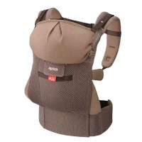 Aprica Baby Carrier Colan CTS Brown 85134