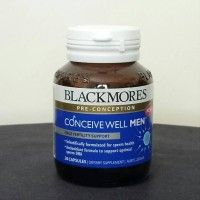 Blackmores Conceive Well Men isi 28 kapsul