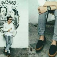 Jual Sepatu Slip On Bagus | Slop Pria GDNS | Sneakers Branded Murah