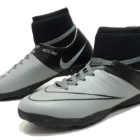 sepatu futsal nike acc grey original premium vietnam 3 warna sz.39-44