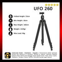 harga Tripod Excell Ufo-260 / Ufo 260 / Ufo260 Tokopedia.com
