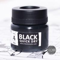 Black Comic Ink Quick Dry – 30ml / Tinta Celup / Komik / Manga Ink