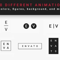 Videohive Minimal Modern Logo After Effects Templates