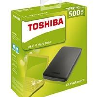 Hardisk External | Hard disk External Toshiba 500GB