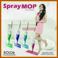 Jual Gojek - Spray Mop Ultima Bolde Original Stainless Murah