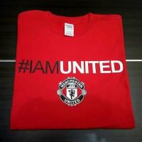 Kaos I'm United / T shirt MU