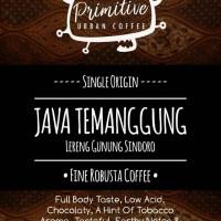 Jual Kopi Java Temanggung Robusta - Grade 1 - 250gr Murah