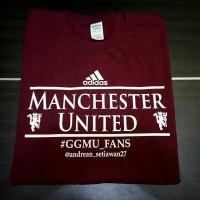 Kaos Manchester United / T shirt MU