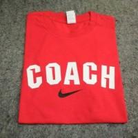 Kaos Coach / T shirt Pelatih