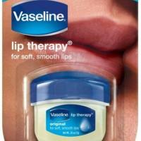 Jual Vaseline lip therapy mini original Murah