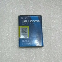 Baterai / Battery Double IC Wellcomm BL-5B Nokia 3220 3230 5140 5200 5