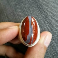 batu kendit merah putih natural alam bkn bacan garut banten aceh