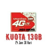 Jual Perdana Kuota Smartfren 13GB - bisa untuk Modem/HP 4G Murah