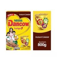 Harga dancow enriched fortigro susu coklat box | Hargalu.com