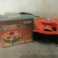 Heatsink Fan / HSF M-tech Scorpion King Socket 775