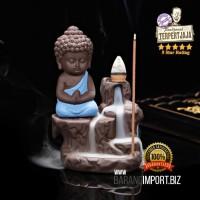 Air Terjun Dupa Little Buddha - Tempat Pembakar Dupa (Hio)