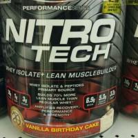 MT Nitro Tech Biasa cokelat 5 lbs