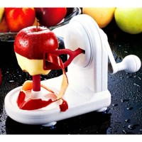 Apple Peeler Alat Pengupas Kulit Buah Apel Pir Pisau Pemotong Fruit