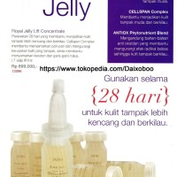 [SALE] JAFRA Royal Jelly Lift Concentrate / Vials