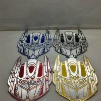 Jual emblem transformer / transformers autobot face ukuran b Diskon Murah