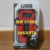 Original UAG Urban Armor Gear Metropolis Samsung Galaxy S8 - Magma Red