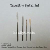 [AR0102] Tapestry Metal Set