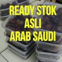 Kurma Sukari Asli Arab Saudi 1KG.Sukari Basah