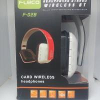 fleco f- 02 B wireless bluetooth headphone harga grosir