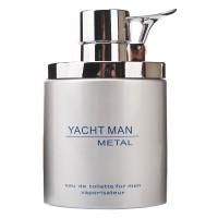Yacht Man Parfum Original Metal Man