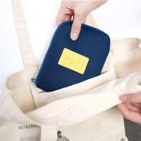 TAS TRAVEL ORGANIZER KOREAN KABEL BAG CABLE POUCH - KECIL