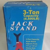 Jual Dongkrak ATS (Jack Stand) 3T (2 buah) Murah
