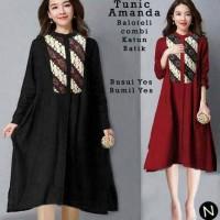 Jual Murah  6366/atasan bigsize/tunik wanita/baju muslim/kebaya/kutubaru Murah