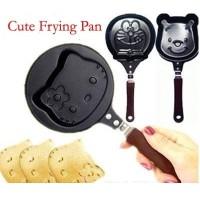Teflon / Frying Pan Karakter Hello Kitty, Doraemon, Pooh dll