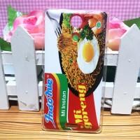 Sony XPeria ZR - Hardcase Casing Custom Case Cover Print Indomie