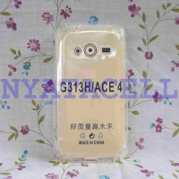 Soft Case Anticrack Samsung Galaxy V V+ Ace 4 Soft Hard Clear Cover
