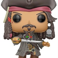 Jual Funko POP Disney Pirates of the Caribbean Jack Sparrow Action Figure g Murah
