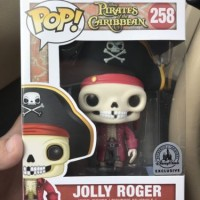 Jual JOLLY ROGER FUNKO POP DISNEY PARKS EXCLUSIVE IN HAND PIRATES OF THE CA Murah