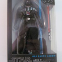 Star Wars: The Black Series - #02 Darth Vader - 6-Inch Figure - Sealed
